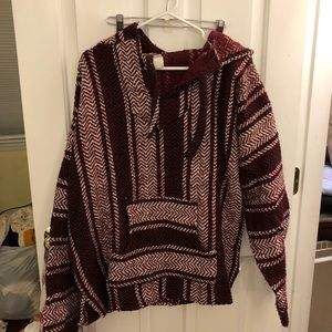 Sweaters - Authentic woven pull-over